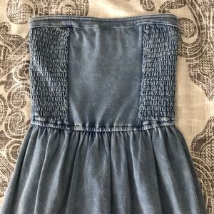 Abercrombie Strapless Dress